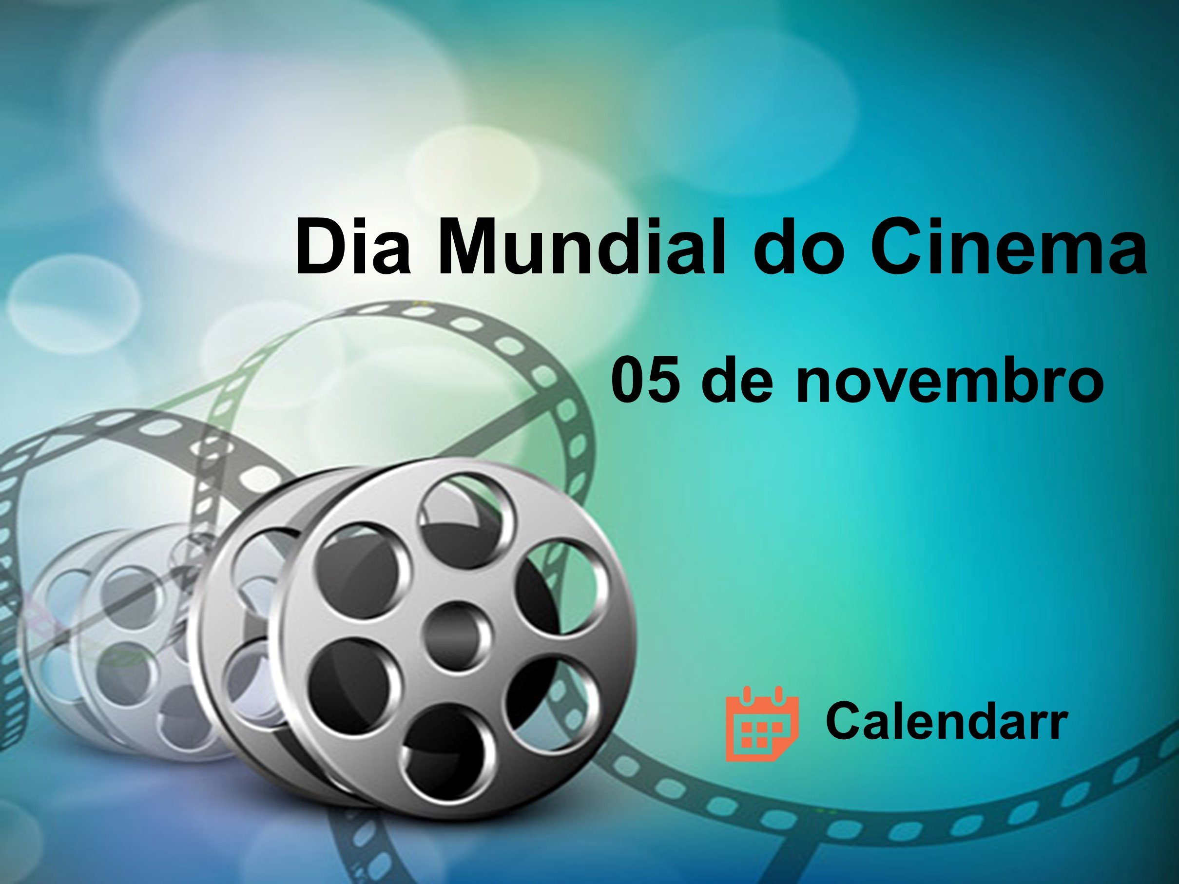 Dia Mundial do Cinema