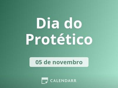 Dia do Protético