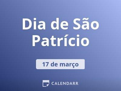 Dia de São Patrício