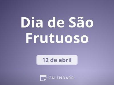 Dia de São Frutuoso
