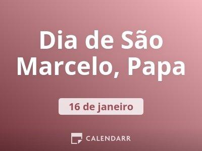 São Marcelo, papa