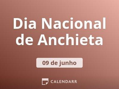 Dia Nacional de Anchieta
