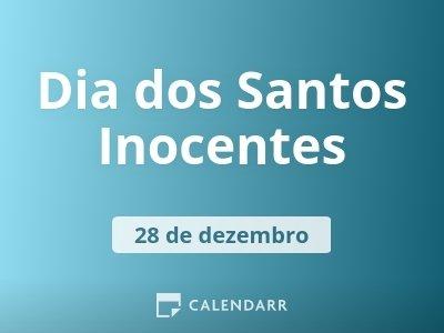 Dia dos Santos Inocentes