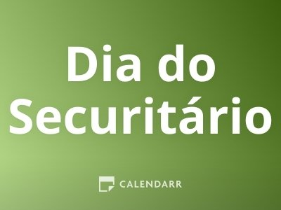 Dia do Securitário