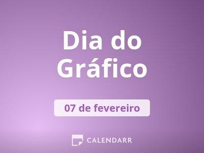 Dia do Gráfico