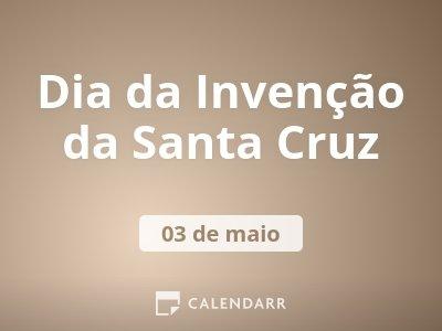 Dia da Invenção da Santa Cruz