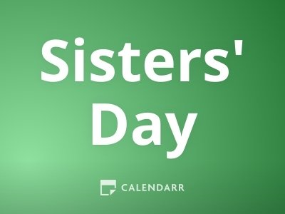 Sisters' Day
