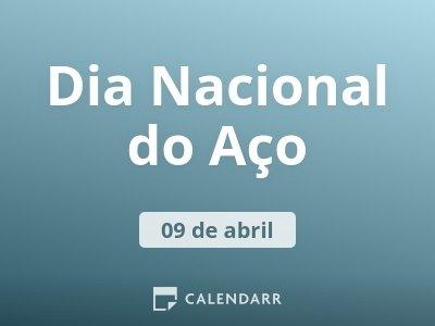 Dia Nacional do Aço