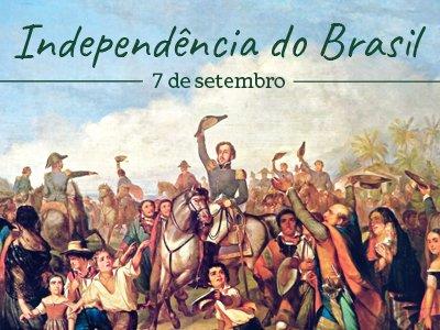 Dia da Independência do Brasil - 7 de Setembro