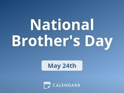 National Brother's Day