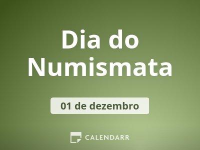 Dia do Numismata