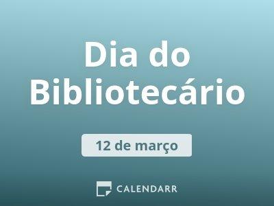 Dia do Bibliotecário