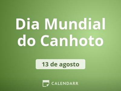 Dia Mundial do Canhoto