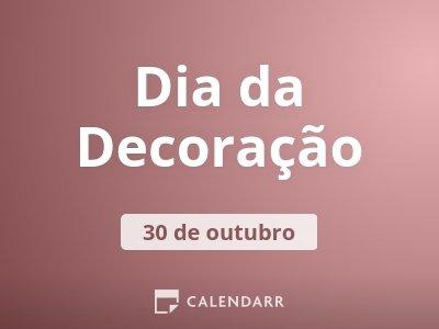 Dia da Decoração