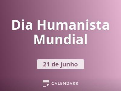 Dia Humanista Mundial
