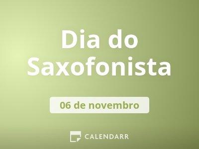 Dia do Saxofonista