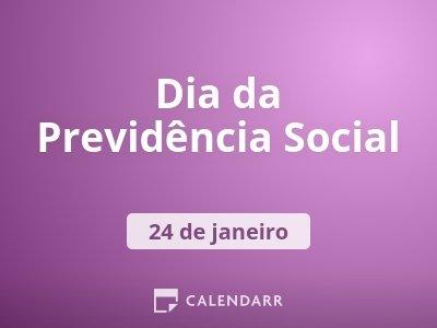 Dia da Previdência Social
