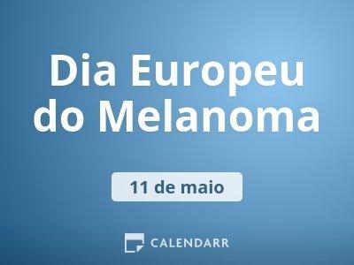 Dia Europeu do Melanoma