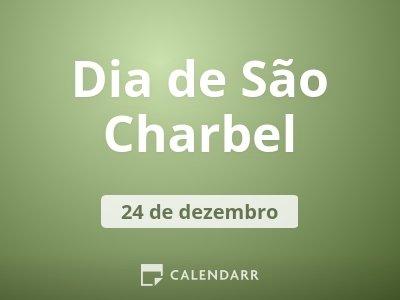 Dia de São Charbel