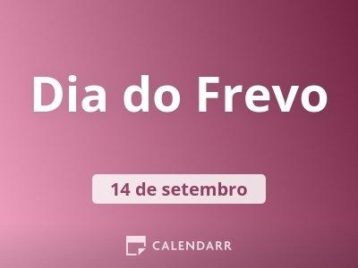 Dia do Frevo