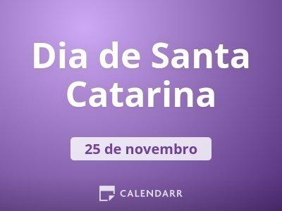 Dia de Santa Catarina