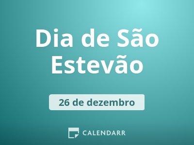 Dia de São Estevão