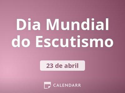 Dia Mundial do Escutismo