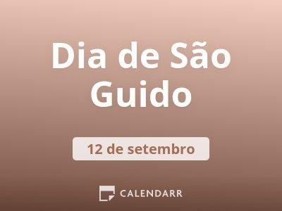 Dia de São Guido