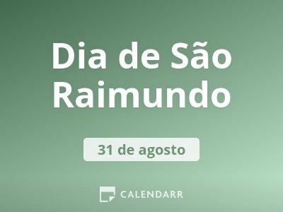 Dia de São Raimundo