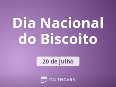 Dia Nacional do Biscoito