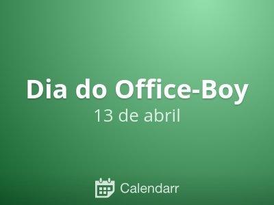 Dia do Office-Boy