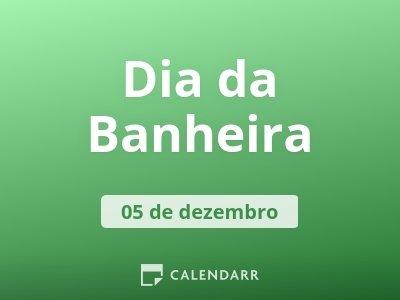 Dia da Banheira