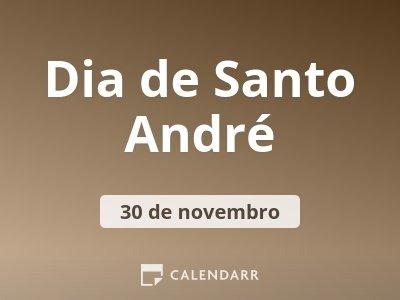 Dia de Santo André