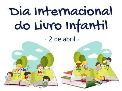 Tag Dia Internacional Do Livro Infantil Frases
