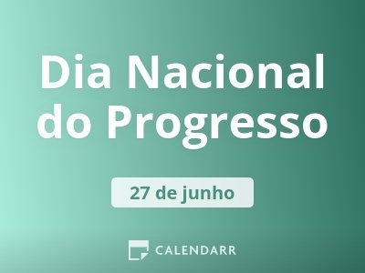 Dia Nacional do Progresso