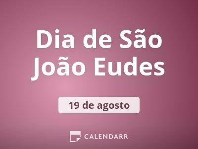 Dia de São João Eudes
