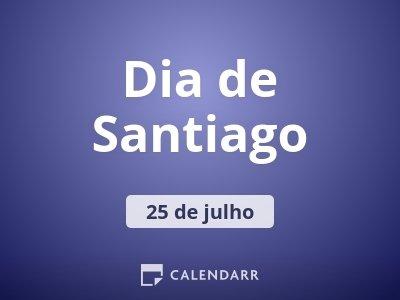 Dia de Santiago