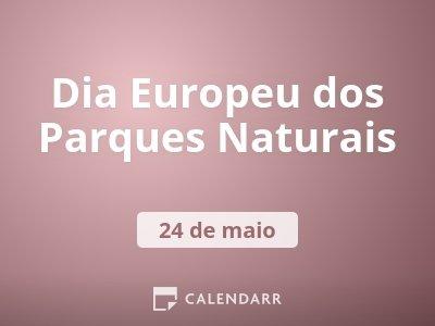 Dia Europeu dos Parques Naturais