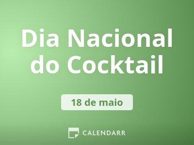 Dia Nacional do Cocktail