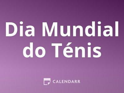 Dia Mundial do Ténis