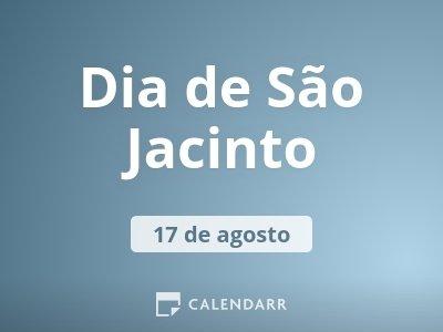 Dia de São Jacinto