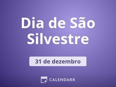 Dia de São Silvestre