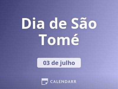 Dia de São Tomé