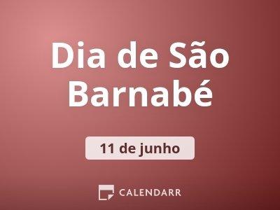 Dia de São Barnabé