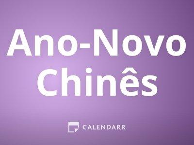 Ano-Novo Chinês