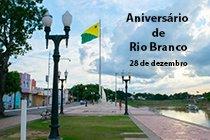 Aniversário de Rio Branco