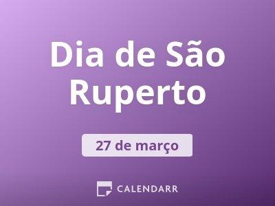 Dia de São Ruperto