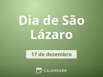 Dia de São Lázaro