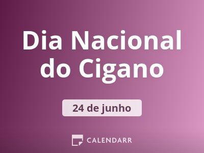 Dia Nacional do Cigano