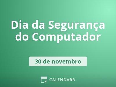 Dia da Segurança do Computador